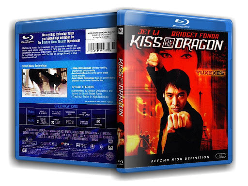 Kiss of the Dragon [Blu-ray]