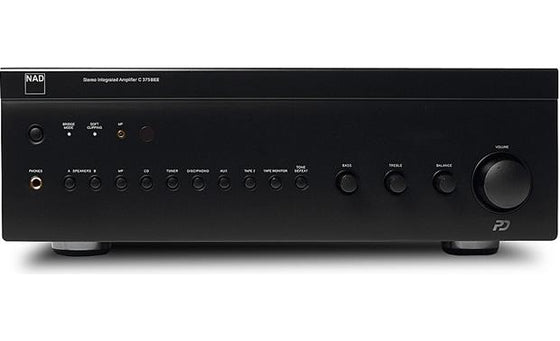 NAD C 375BEE  Stereo integrated amplifier