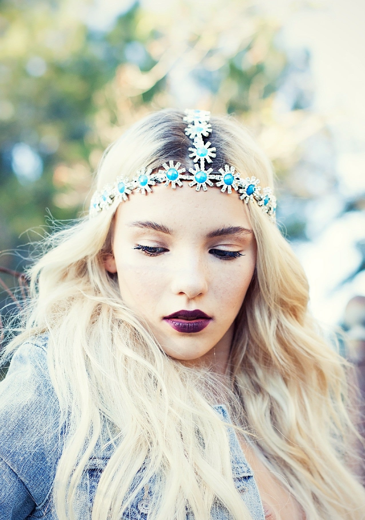 The Parker Headpiece