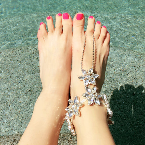The Pamela Anklet