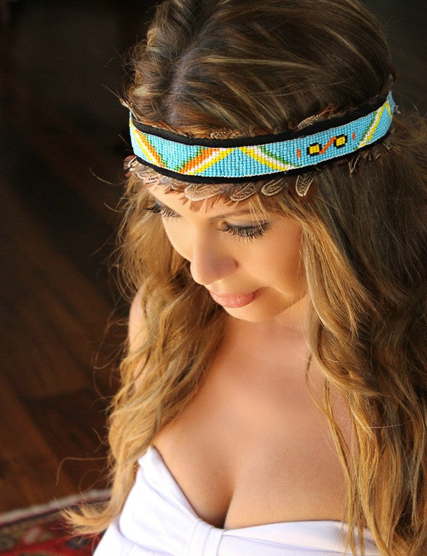 The Aloomse Headpiece- REVERSIBLE