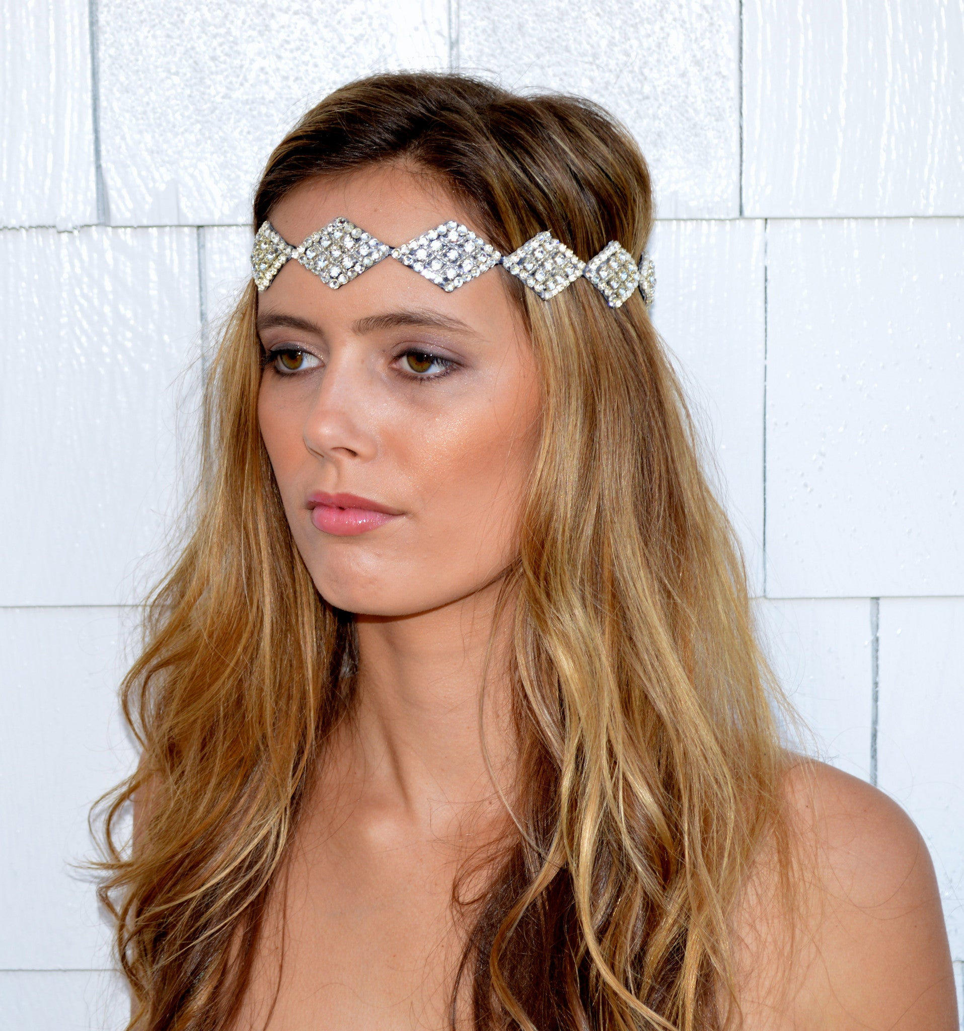 The Natalie Headpiece