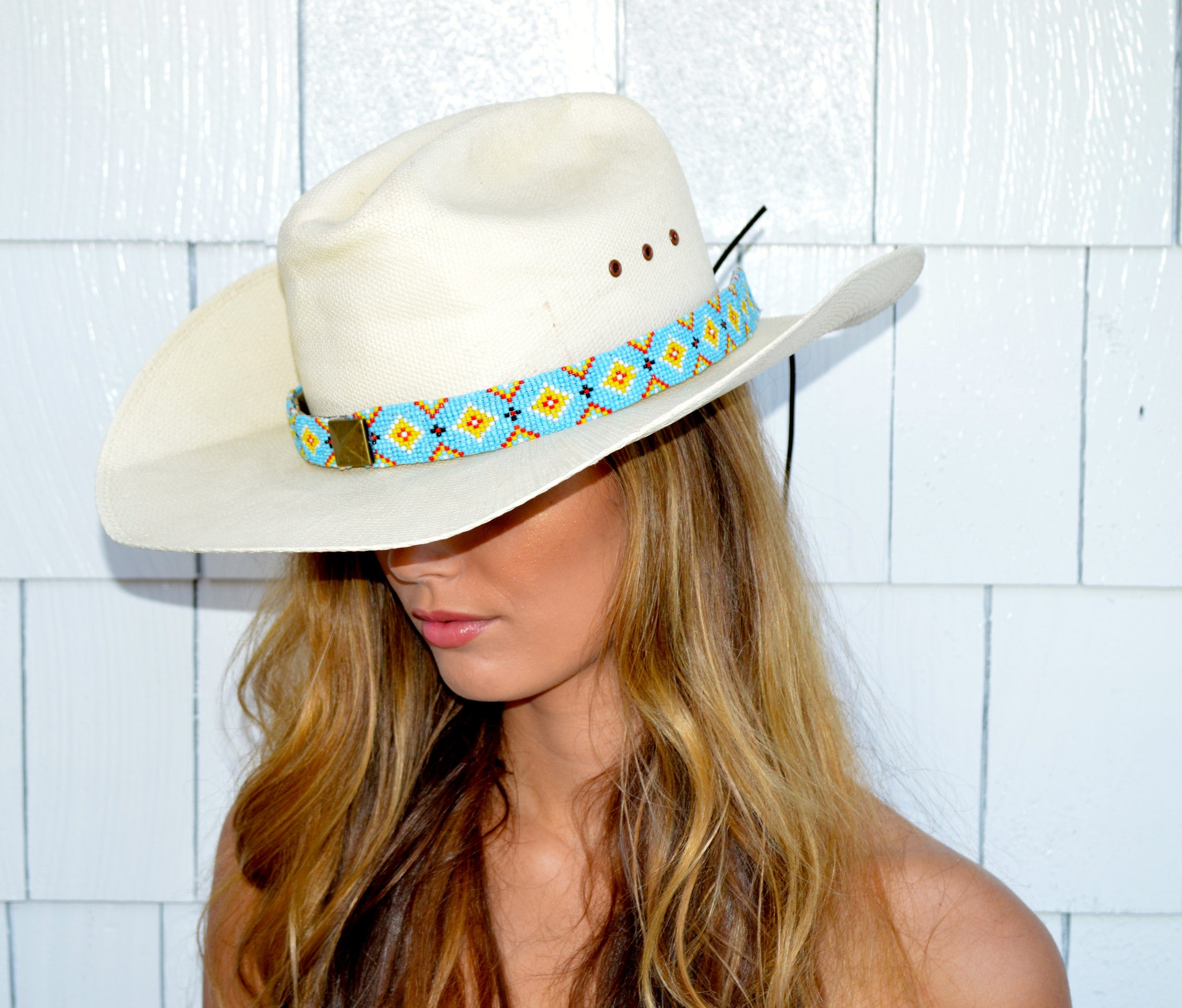 The Miranda Hatband