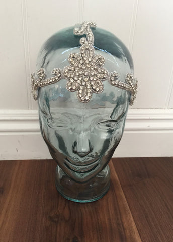 The Casey Headpiece