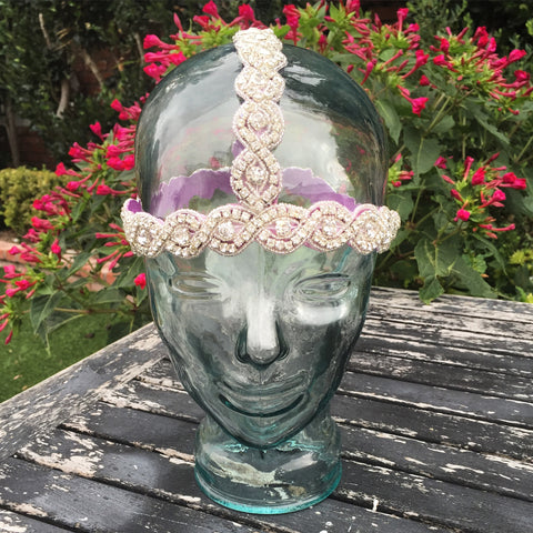 The Julie Headpiece