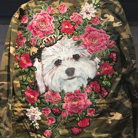 The Cody Camo Jacket