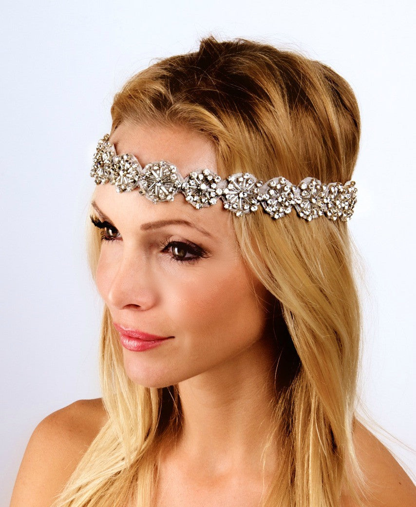 The Bonnie Headpiece