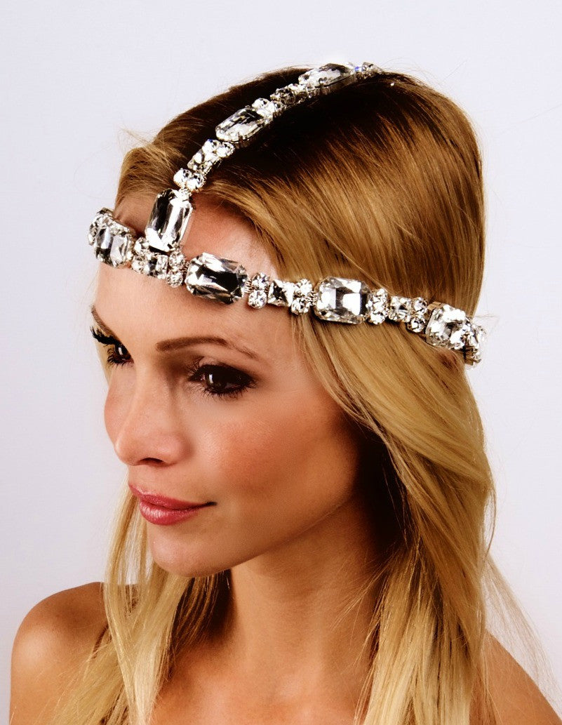 The Elizabeth Headpiece