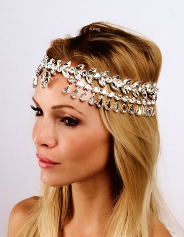The Goddess Headpiece