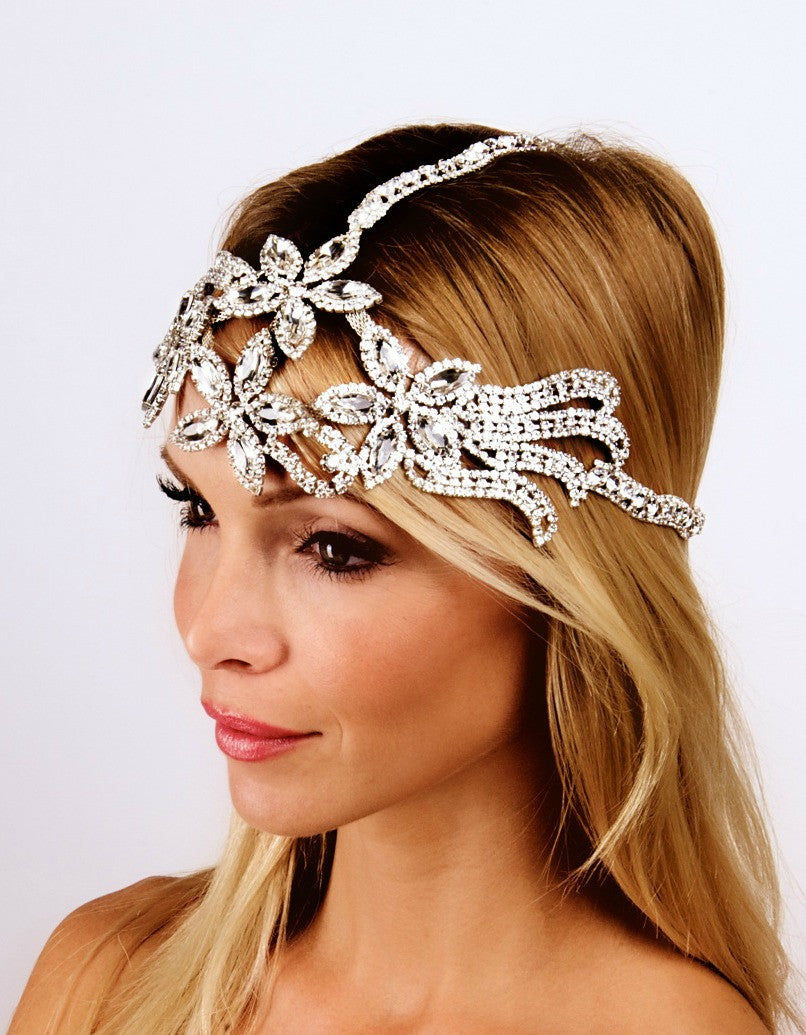 The Jacqueline Headpiece