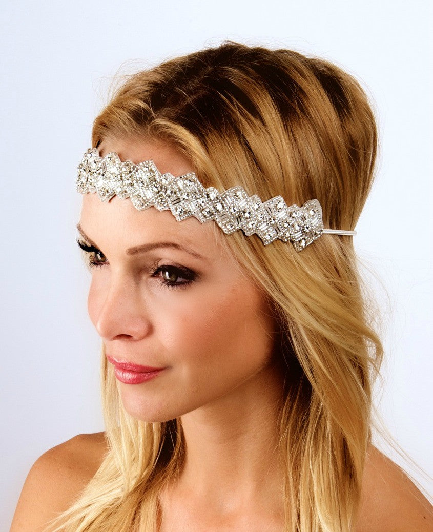 The Lisa Headpiece