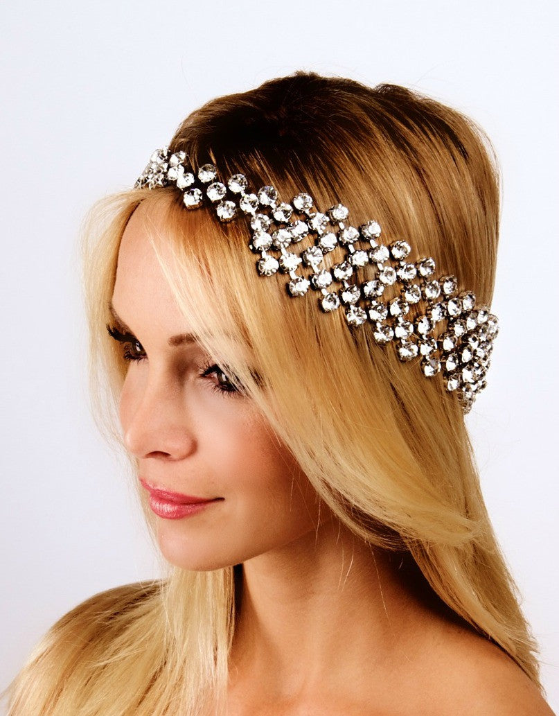 The Rachelle Headpiece