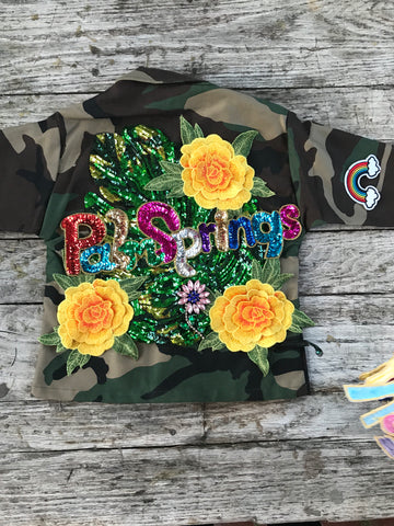 Palm Springs Camo Jacket