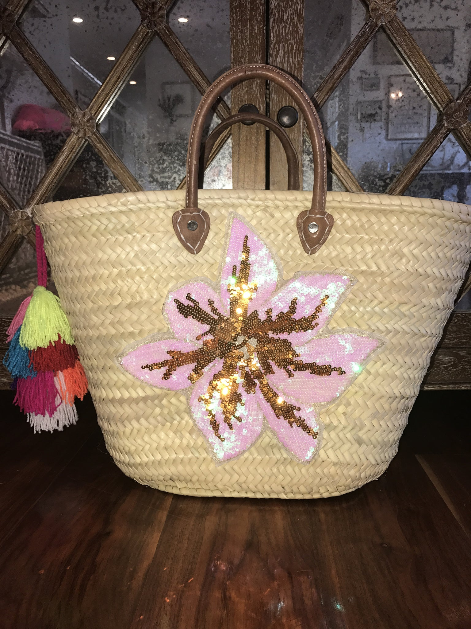 The Orchid Bag