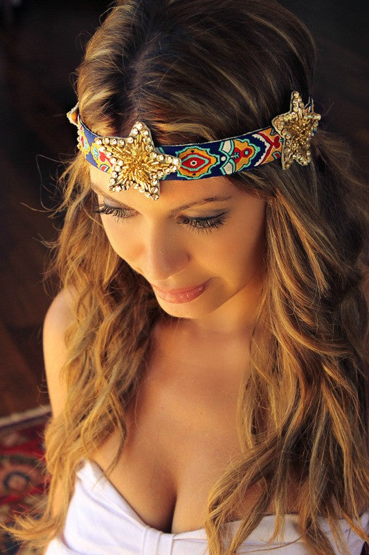 The Sahara Headpiece