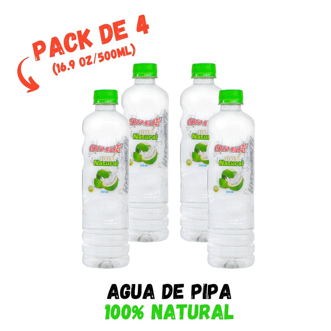 Coco Fresh - Pack de 4 (16.9oz)