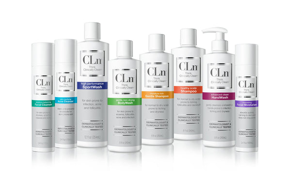 The CLn Shampoo Difference