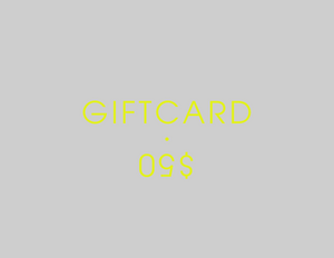 SØREN physical gift card