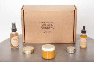 Lake and Woods Golden Goddess & Winter Moon kit