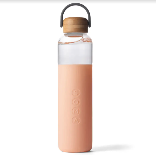 SOMA 25 oz. Glass Water Bottle