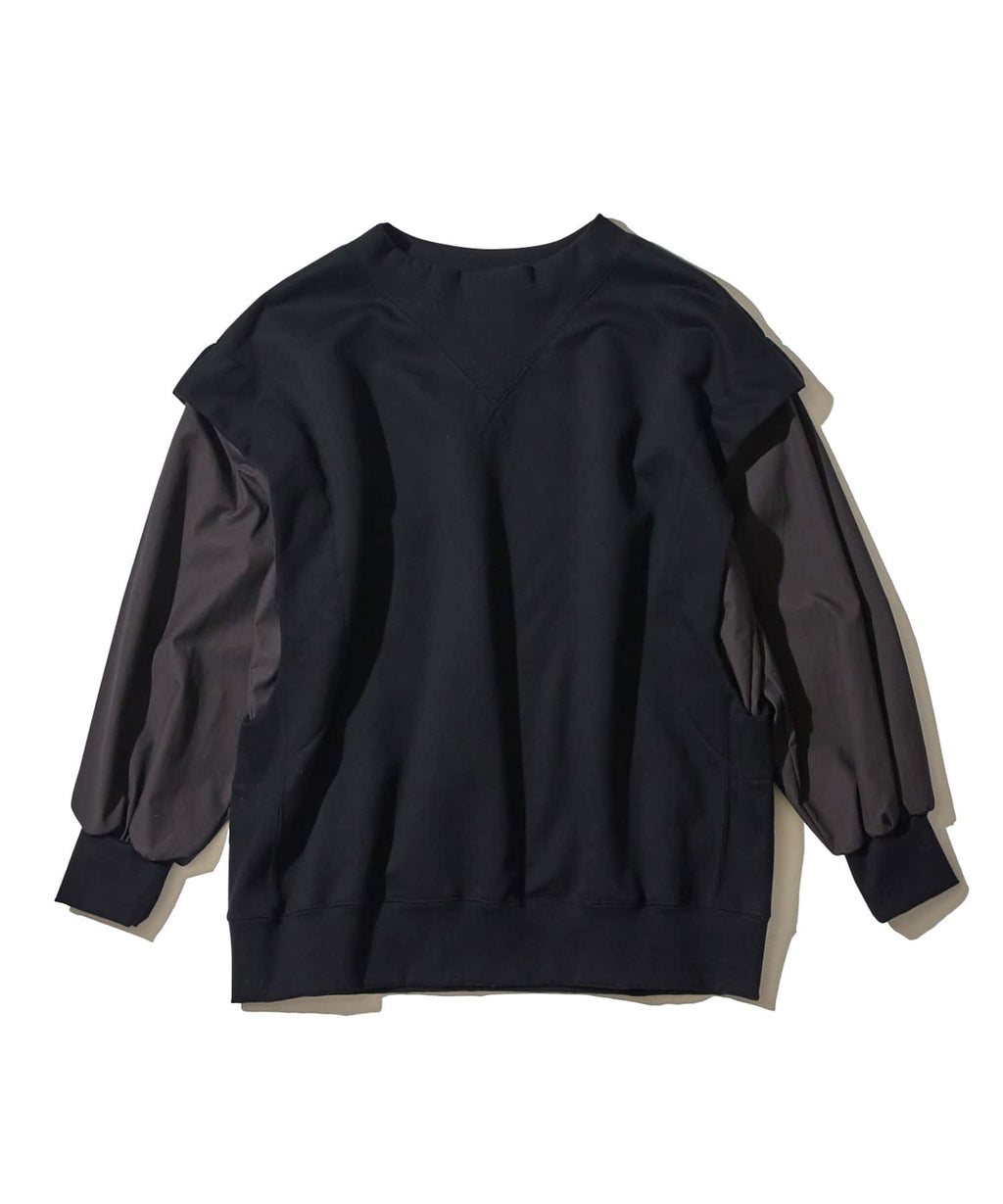 F/CE Layering Pull Over