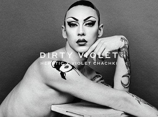 Heretic Parfum Dirty Violet