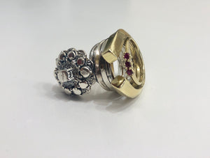Angostura flower ring
