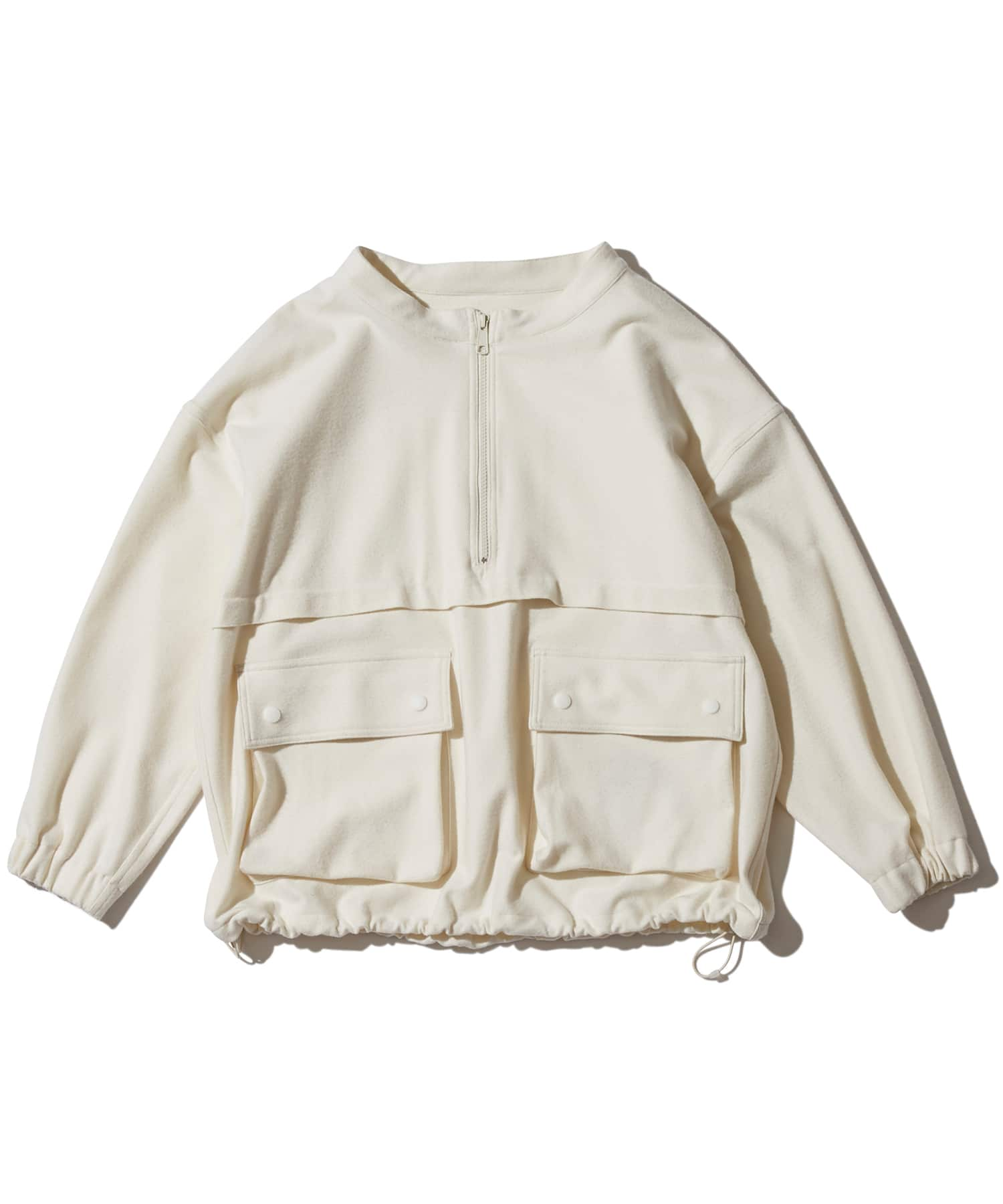F/CE Brushed Anorak
