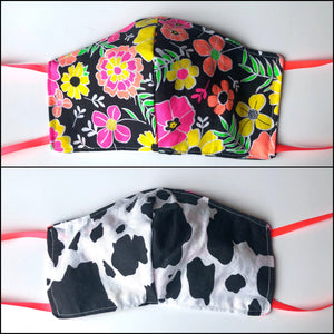 Søren reversible cotton masks