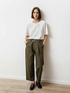 Priory Pleat trouser