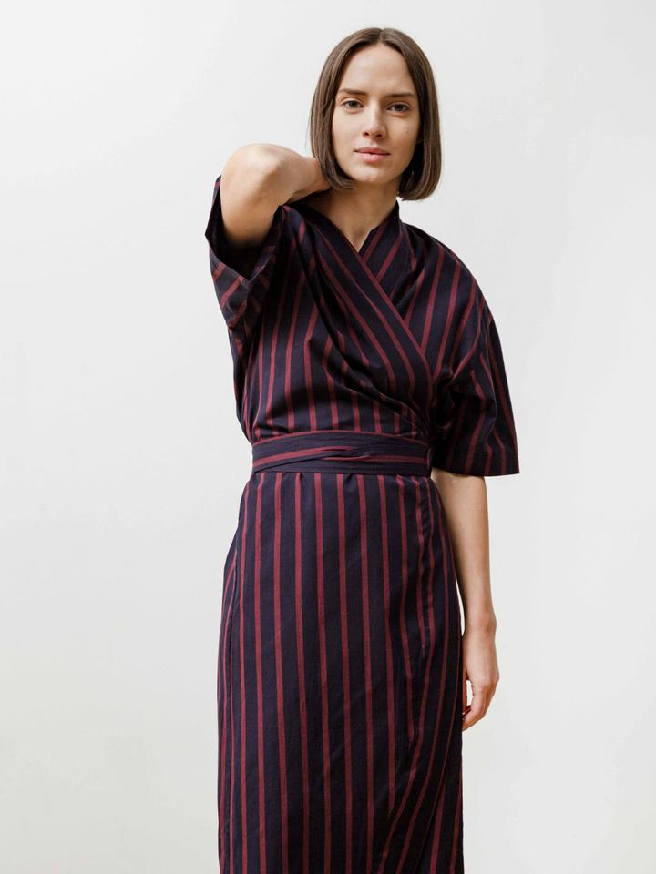 Priory New Wrap dress