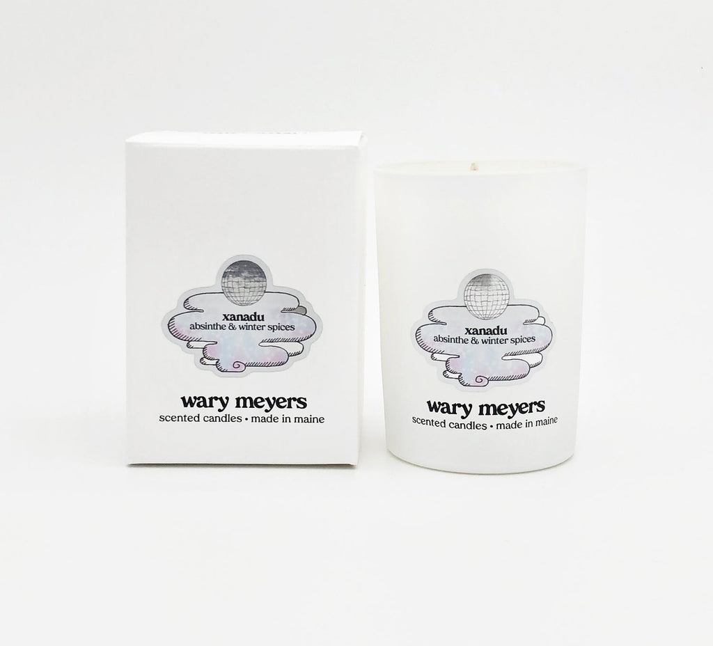 Wary Meyers Xanadu Candle
