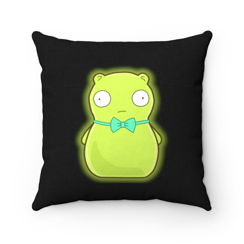 Kuchi Kopi Square Pillow - Bob's Burgers - Just Like Bob