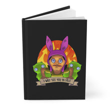 Load image into Gallery viewer, Just Like Bob Hardcover Journal's - Bob's Burgers - Just Like Bob