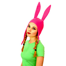 Load image into Gallery viewer, Louise Bunny Ears Hat - Just Like Bob