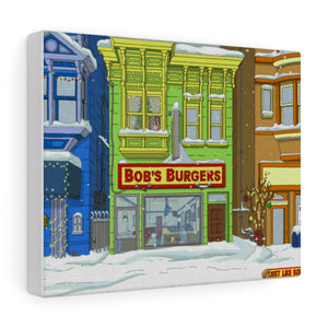 Canvas Gallery Wraps - Just Like Bob