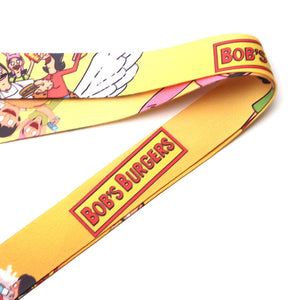 Bob's Burgers Lanyard - Just Like Bob
