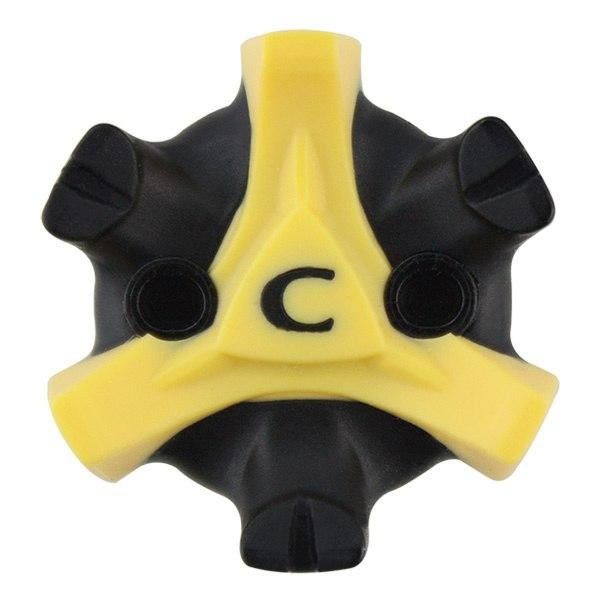 Scorpion Stinger Golf Cleats (Small Metal) | Yellow/Black