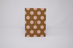 no24 notebook small dot