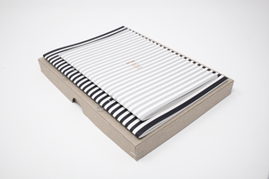 no24 notebook medium striped