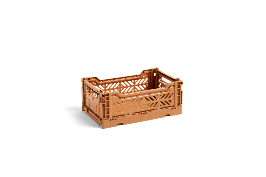 HAY Folding Crate Mini / Tan