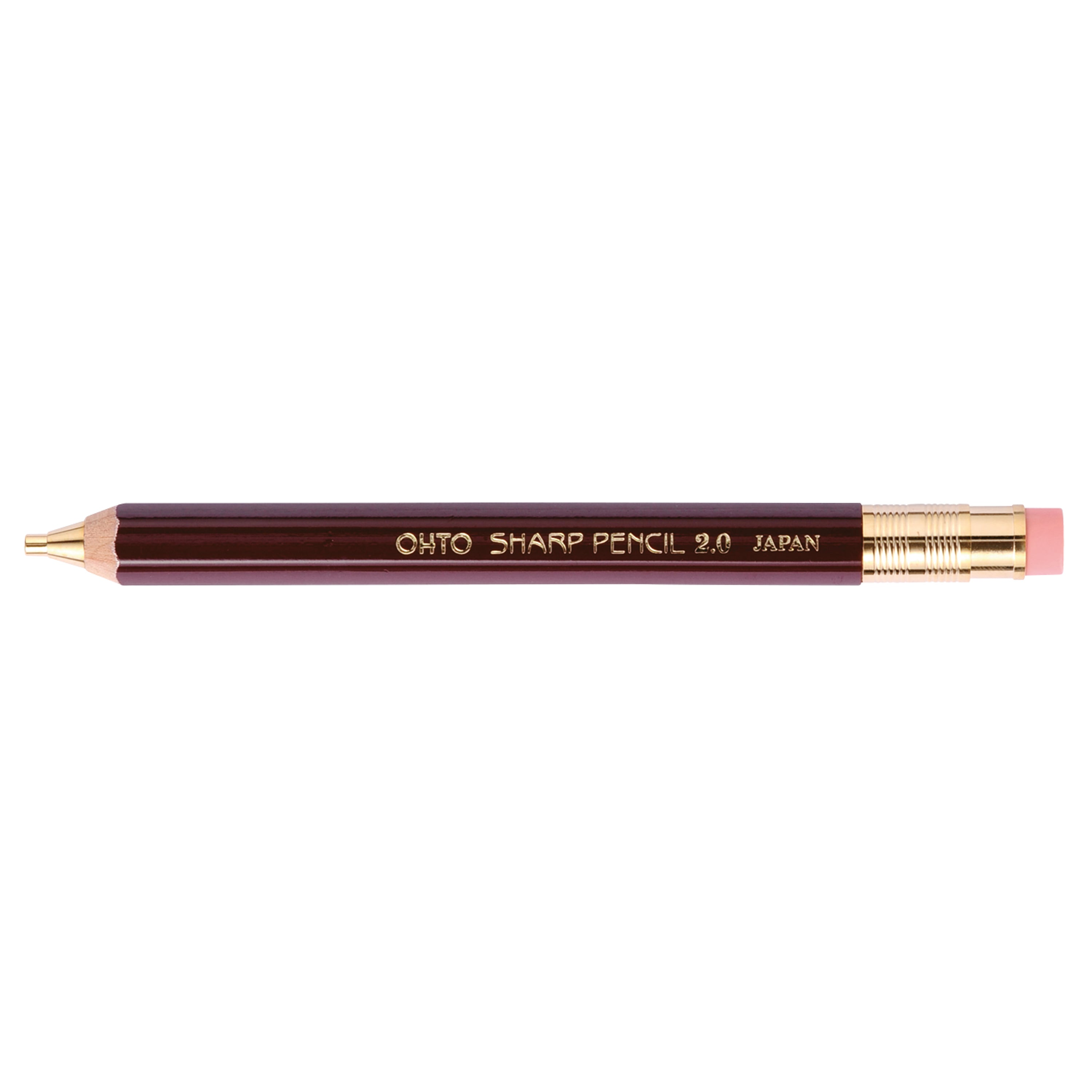 OHTO Mechanical Pencil 2.0 / Red