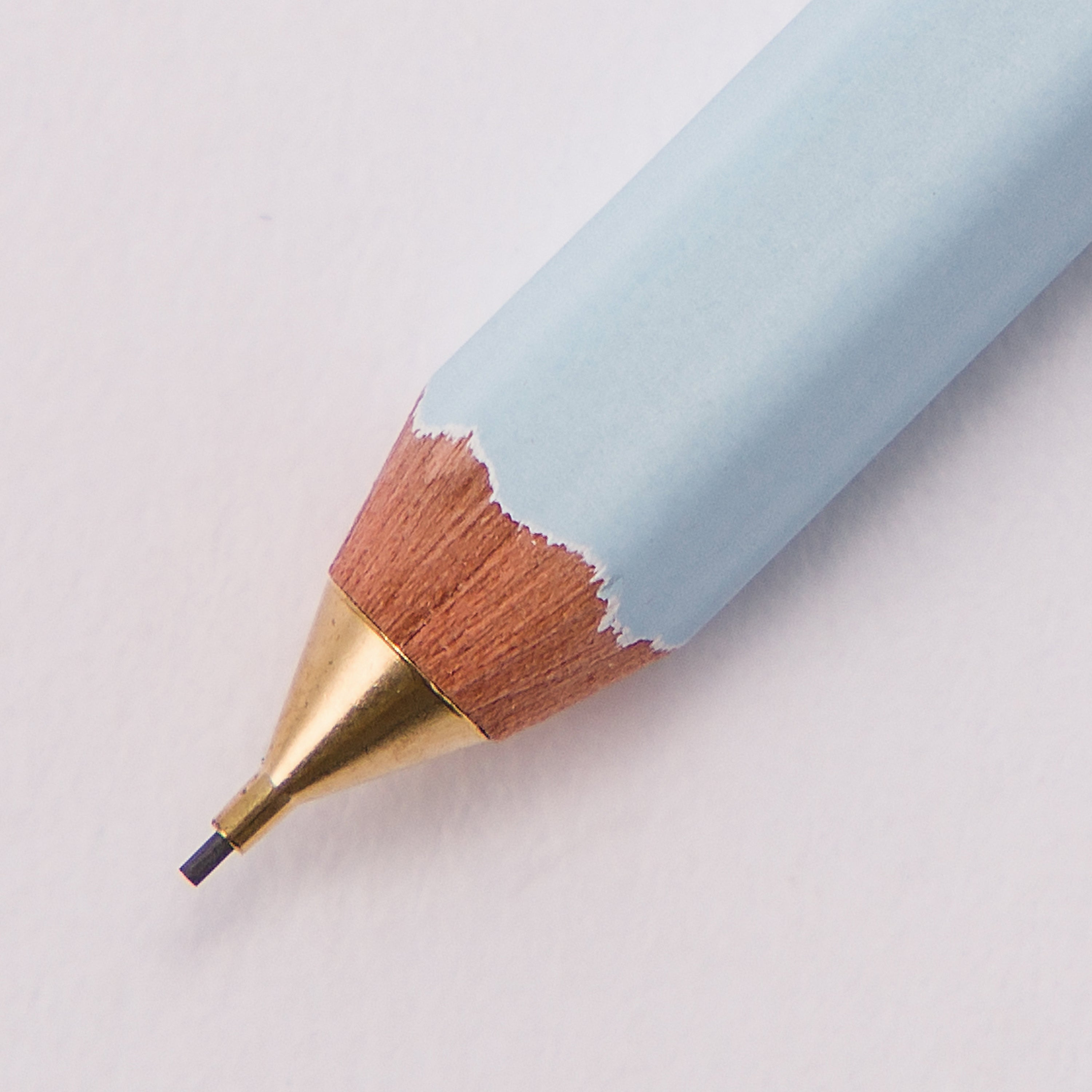 DAY Mechanical Pencil with Eraser / Light Blue
