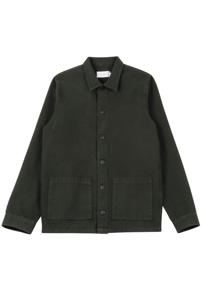 Appearance // Work Jacket // Dark Green