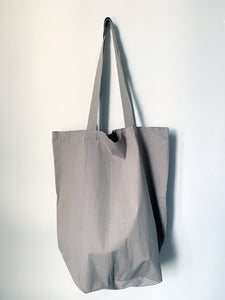 Recycle Dead Stock // Bag // Warm Grey