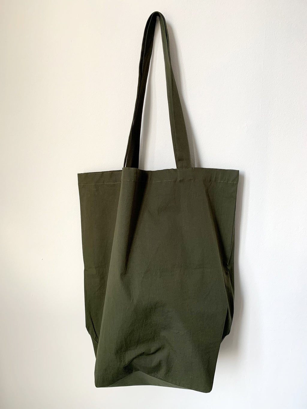 Recycle Dead Stock // Bag // Olive Green