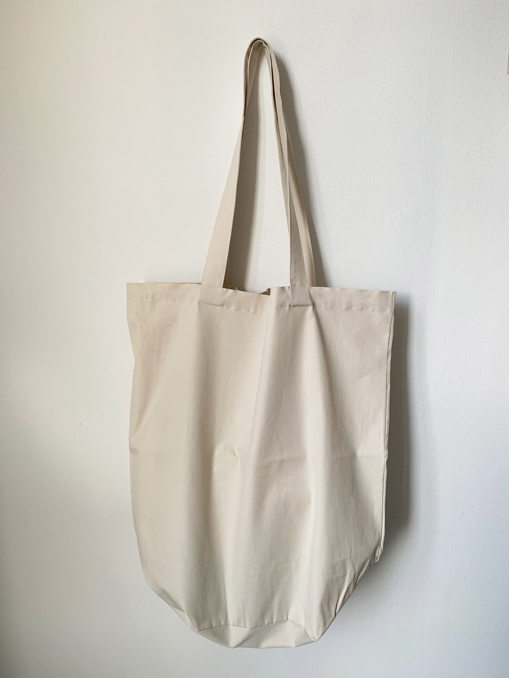 Recycle Dead Stock // Bag // Kit White