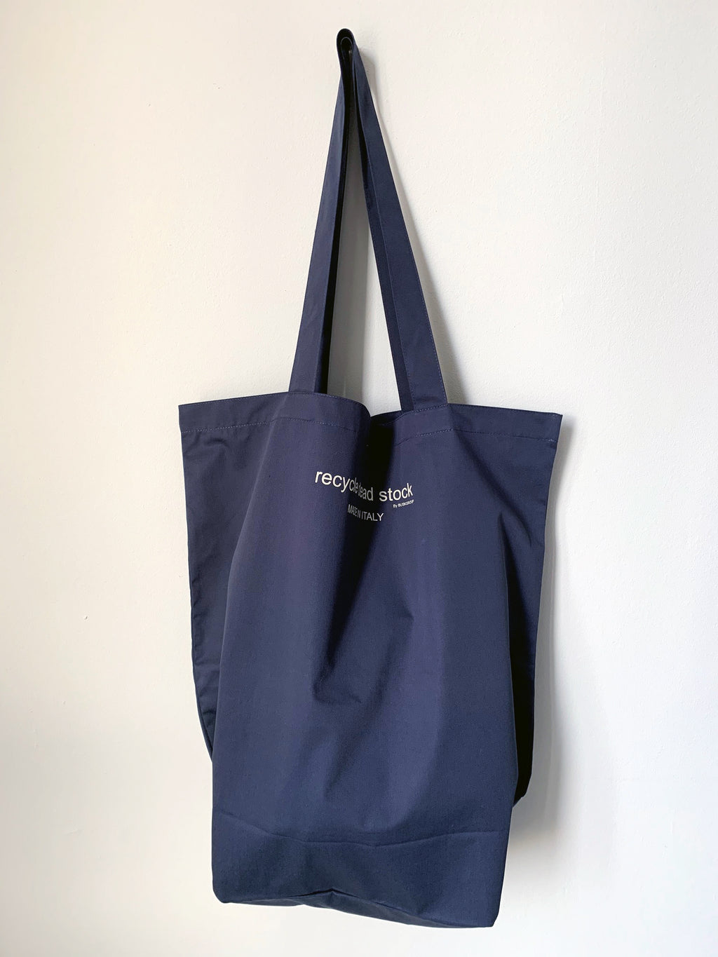 Recycle Dead Stock // Bag // Dark Blue