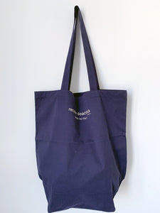 Recycle Dead Stock // Bag // Warm Navy