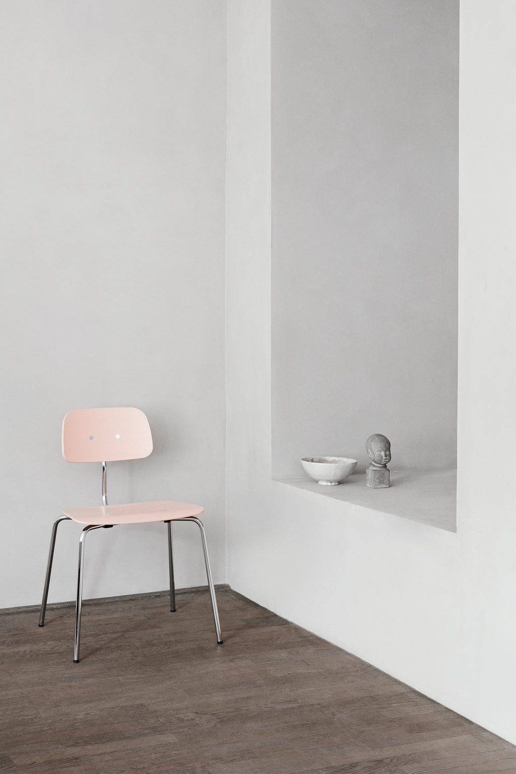 Engelbrecht // KEVI 2060 // Soft Rose & Chrome
